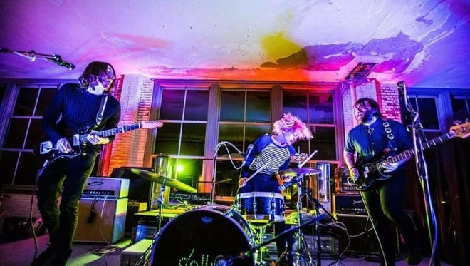 By touring, networking, supporting other acts, and recording in a state-of-the-art studio in which they also have worked, New Brunswick's dollys have climbed to the top of the local music scene.