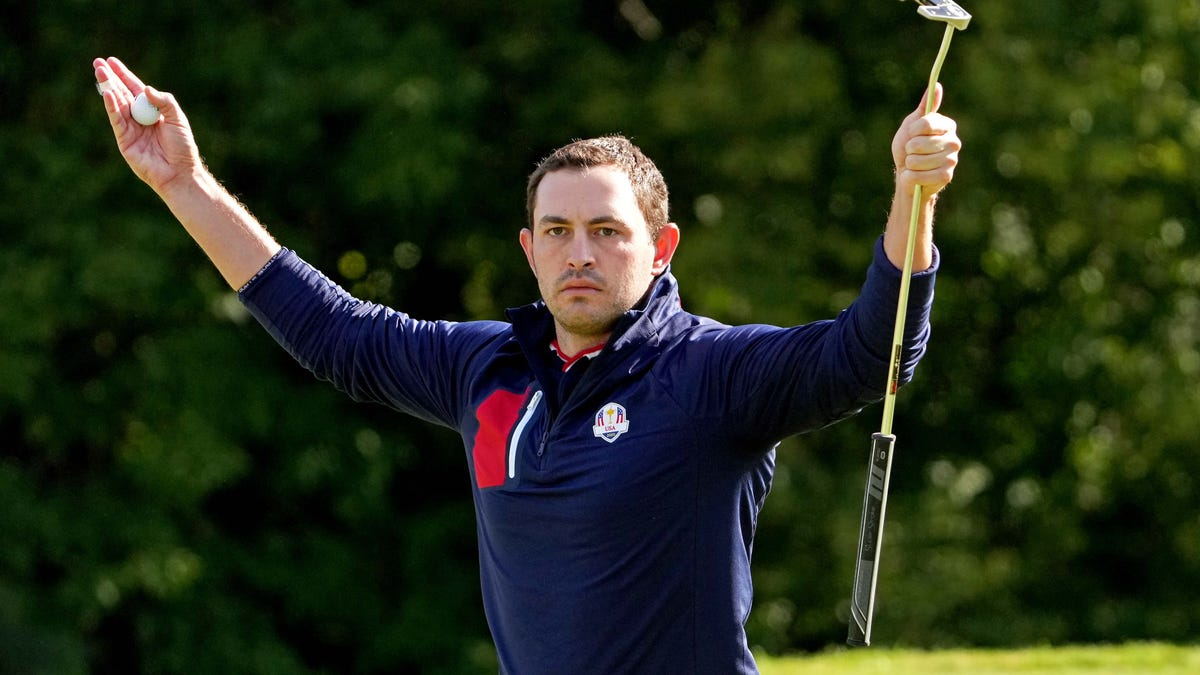 Ryder Cup: Americans open commanding lead after cruising in Saturday morning foursomes