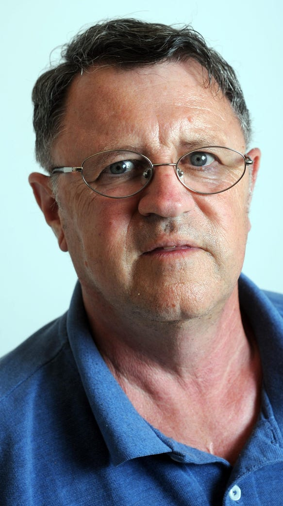 Ken Bosserman -- Sports Writer