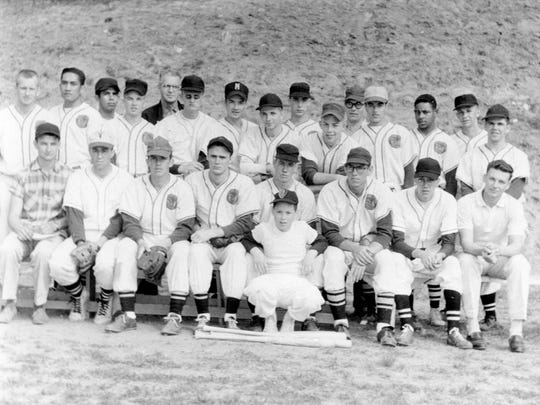The 1959 Warren Wilson College baseball team went undefeated, losing only an exhibition game to a professional team.
