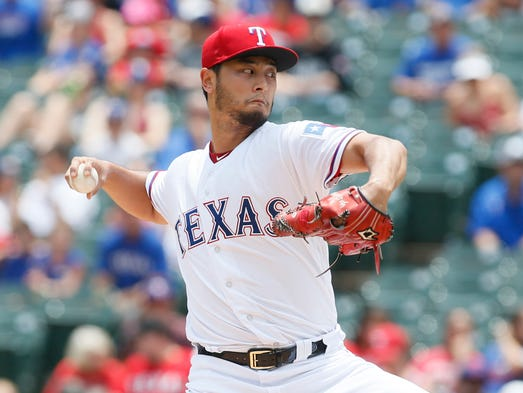 July 31: The Dodgers acquired RHP Yu Darvish from the