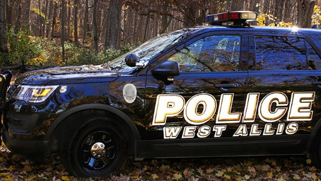 West Allis Police squad
