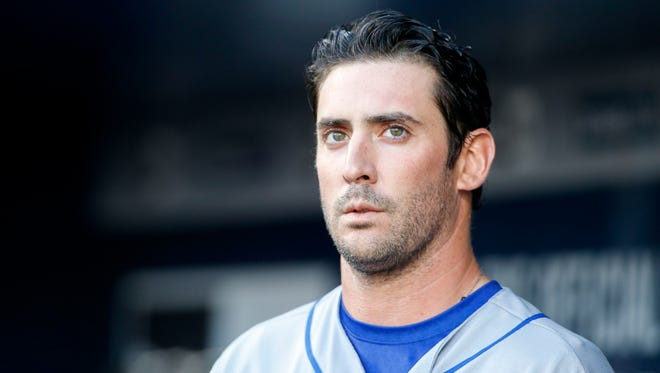 Matt Harvey's up-and-down Mets career took another dip with his three-day suspension, announced Sunday.