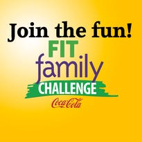 Fit Family Challenge starts May 1.