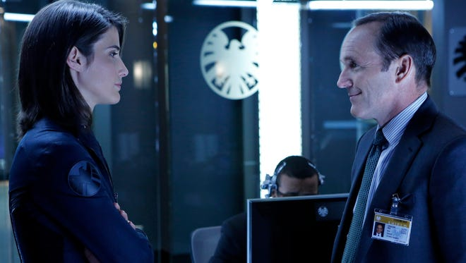 Crowd-pleasing everyman Clark Gregg gives Phil Coulson a wonderfully wry twist. He's joined by fellow 'Avengers' star Cobie Smulders, at least for the pilot episode.