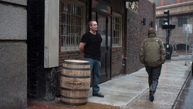 Want that barrel? You'll need the secret password to get past security.