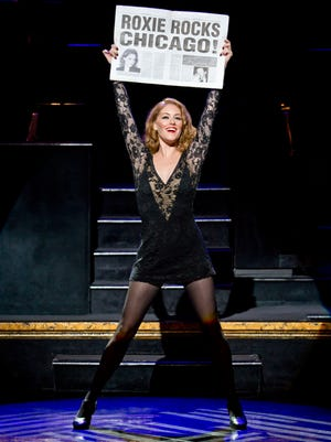 """""""Chicago"""" concludes this season of Broadway shows at the Abilene Convention Center."""