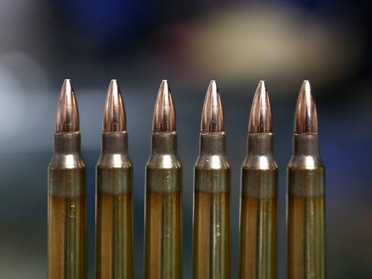 ca hunting ammo