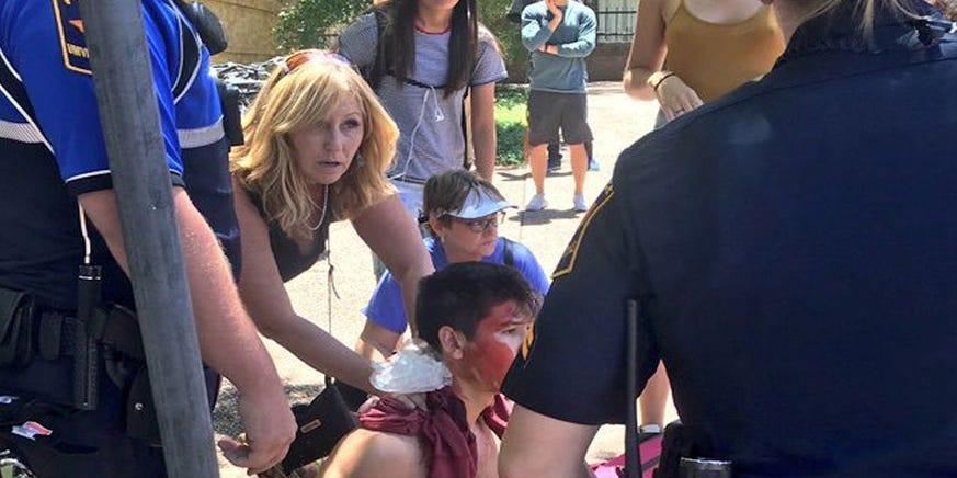 Knife Wielding Student Slashes 4 At University Of Texas Kills 1
