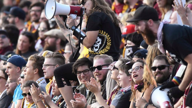 The Detroit City FC-FC St. Pauli match Saturday drew 7,264 fans to Keyworth Stadium and 13,000 viewers on Fox Sports Detroit through its traditional broadcast and live streaming.