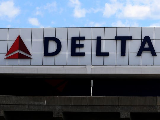 A Delta Air Lines passenger flying out of Fort Wayne