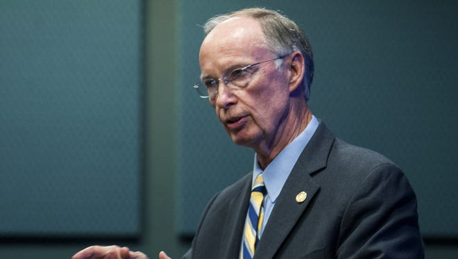 Gov. Robert Bentley filed a lawsuit against the federal government in January, arguing federal officials have failed to fulfill obligations to consult with states regarding refugee placement.