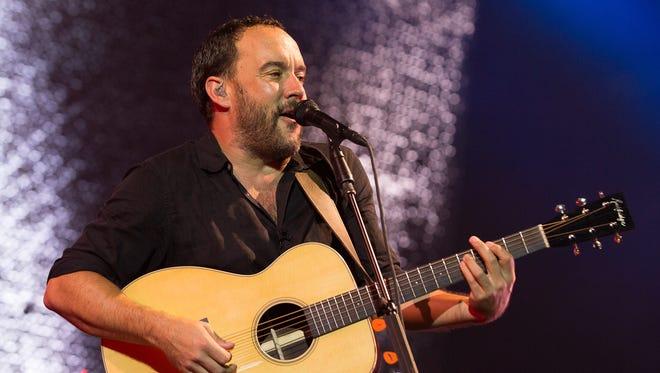 Dave Matthews began his musical career in Charlottesville, Va.