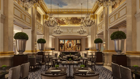 The historic St. Regis New York has made AAA's Five