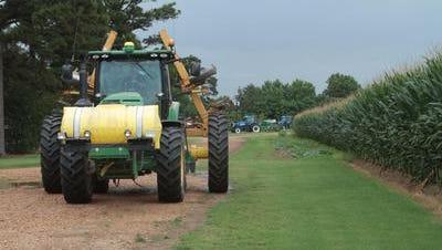 Farming is a $13 billion industry in Louisiana.