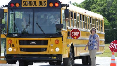 Wilson County Schools will provide an app for bus drivers to download the district hopes can help with discipline issues on buses.