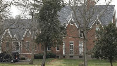 Gov. Matt Bevin's company Anchorage Place LLC bought this mansion and 10 acres in Anchorage for $1.6 million in March 2017.