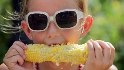Get your corn on at the Iowa Food Cooperative's sweet-corn feed, Aug. 24