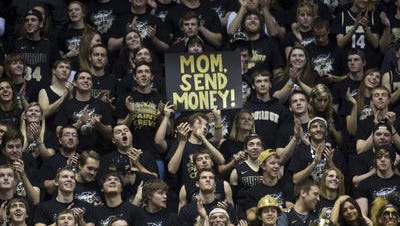 The Big Ten Conference led the nation in men's basketball attendance for the 38th consecutive season, with Purdue ranking 23rd overall.