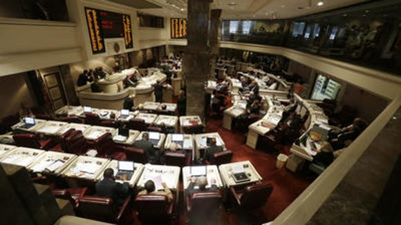 The Alabama House of Representatives on May 21, 2013.