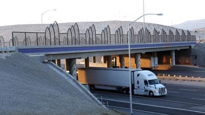 On-ramps for the Interstate 10 overpass at Date Palm Drive will be closed Wednesday and Thursday for a paving project.