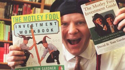 Motley Fool by David and Tom Gardner