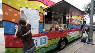 The Kangaroostaurant food truck was a regular sight in downtown Appleton until Sept. 26.