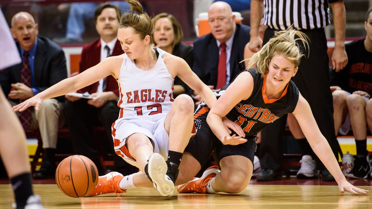 Watch: Central York can't find scoring touch at Giant Center