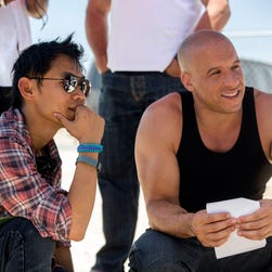 "Vin Diesel and Paul Walker in the original ""The Fast and the Furious"" from 2001."