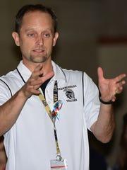 Drew Nelson, Fayetteville Elementary School, principal,