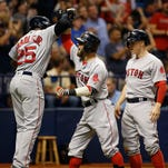 Red Sox clinch playoff berth, win 10th straight