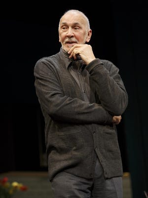 In the show, Langella plays a man suffering from dementia.