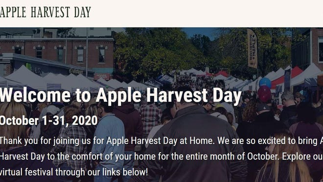 The Greater Dover Chamber of Commerce's Apple Harvest Day is running all of October at