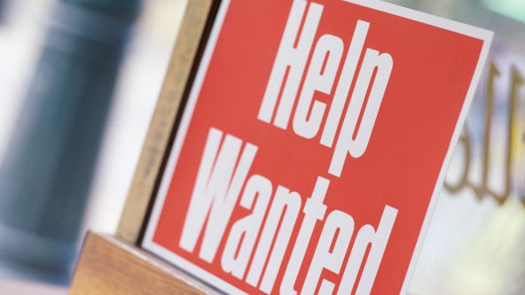 The jobless rate across the state fell to 6.2 percent in September.
