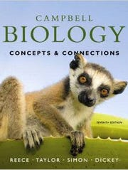"""""""Campbell Biology: Concepts & Connections (Seventh"""