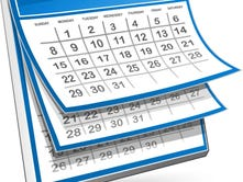 Click on our big April calendar to find fun