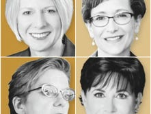 Cracks in the glass ceiling for women in higher education