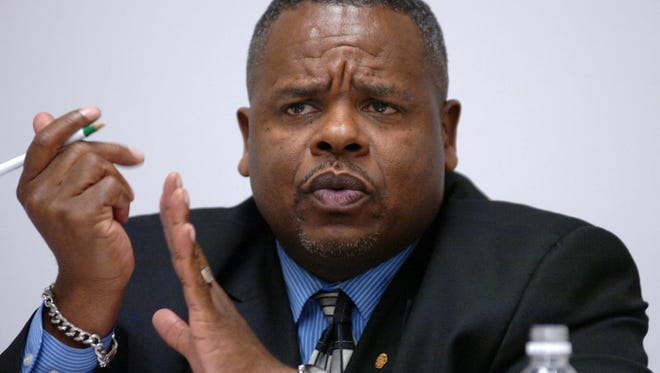Wilmington Housing Authority Executive Director Fred Purnell was not offered a new contract  as head of the organization.