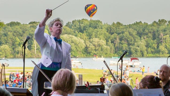 Michigan Philharmonic headlines Fourth of July concert
