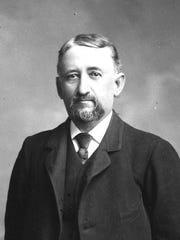 Businessman Ransom Gillis was born in upstate New York