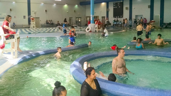The ESCNJ's sixth annual Autism Awareness Swim & Play fundraiser for Autism New Jersey will be held from 10 a.m. to 1 p.m. on April 28 at the ESCNJ Aquatics & Fitness Center, 333 Cheesequake Road, Parlin.