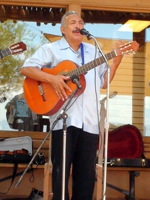 Dr. Cipriano Vigil will perform at the Silver City Public Library on Friday, Feb. 3, at 6:00 p.m.