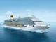 Christened on Nov. 7, 2014, the Costa Diadema is the