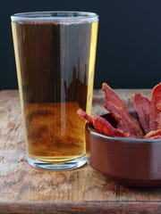 Sample beer and bacon at Wausau Events' Beer and Bacon