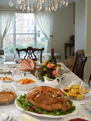 With planning, you can have all your Thanksgiving foods on the table at the same time.