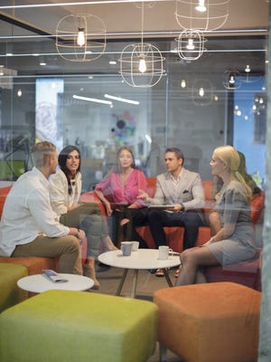 Employees who are included in decision making, both for the company and how they manage their time, are often happier, studies show.