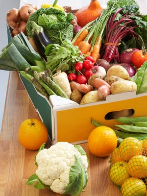 Eating vegetables adds to your brain health.