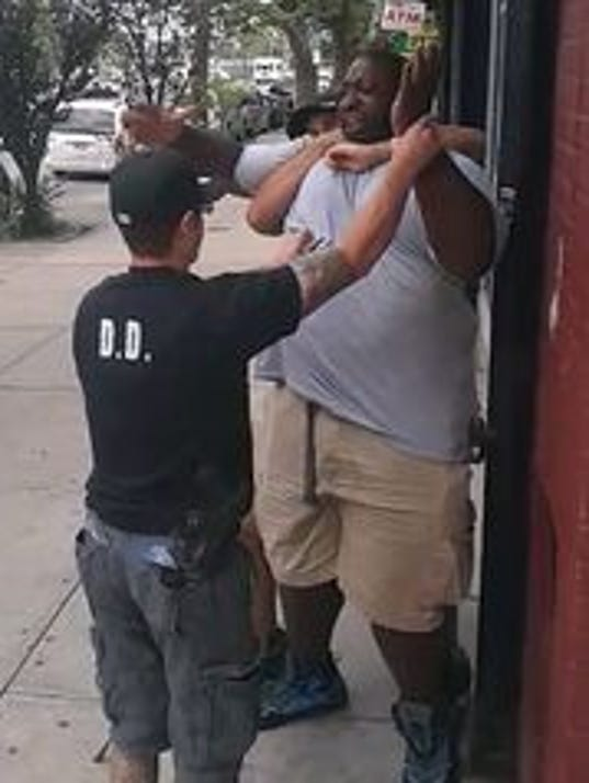 in NYPD sergeant Garner charged case Eric
