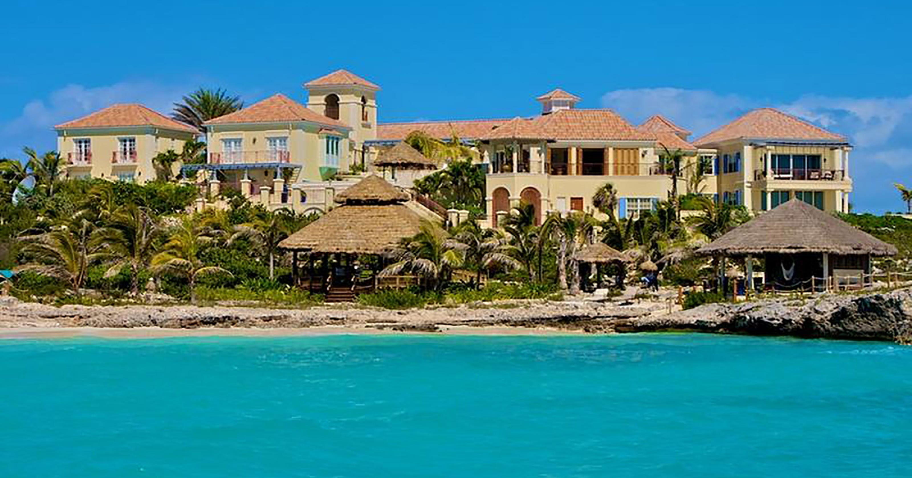Prince\'s multi-million-dollar villa on Turks and Caicos to be sold