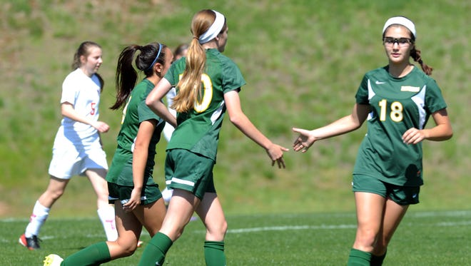 Reynolds remains the top-ranked team in NCHSAA 3-A girls soccer.